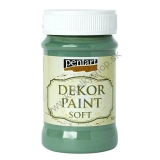 Dekor Paint Soft - kaki - 100 ml