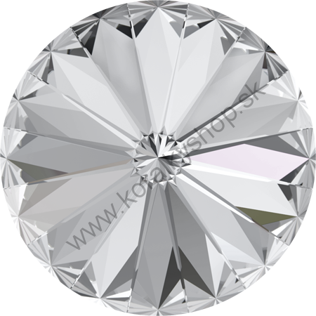 Swarovski elements RIVOLI 1122 - SS 47 (10 mm) - Crystal F