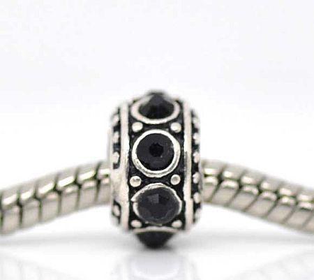 Pandora style - kovová korálka - 1 ks e23eaa7339a