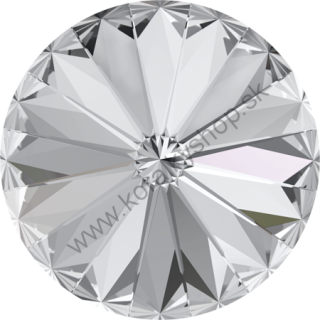 Swarovski elements RIVOLI 1122 - SS 39 (8 mm) - Crystal F