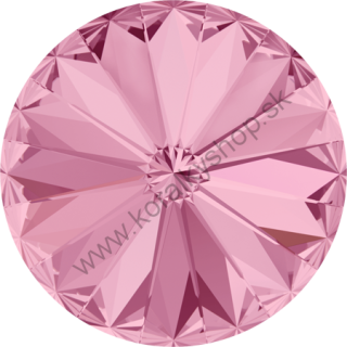 Swarovski elements RIVOLI 1122 - SS 29 (6 mm) - Light Rose F