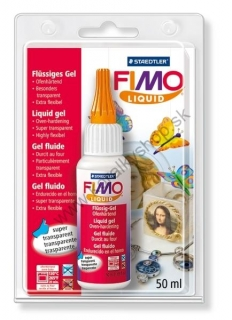 FIMO Liquid deco gél  - 50ml