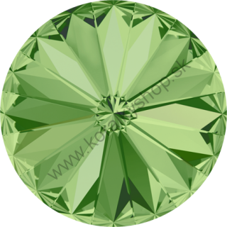 Swarovski elements RIVOLI 1122 - 12 mm - Peridot F
