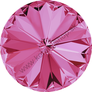 Swarovski elements RIVOLI 1122 - 12 mm - Rose F