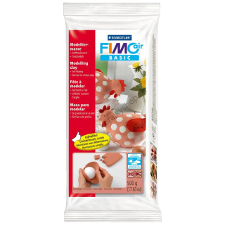 FIMO Basic Air - terakota - 500g