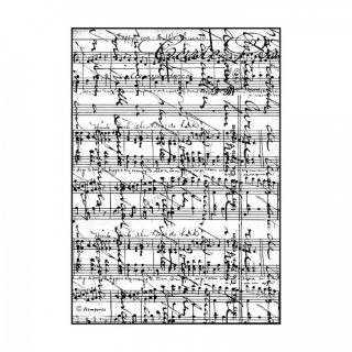 Ryžový papier - A4 - Sheet music