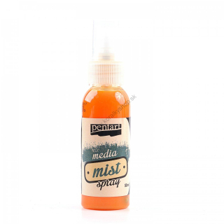 Media Mist Spray - vanilka - 50 ml
