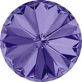 Swarovski elements RIVOLI 1122 - SS 29 (6 mm) - Tanzanite F