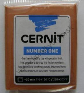 Cernit number one - terracotta